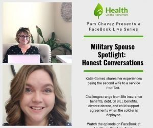 Being the Second Wife of a Service Member with Katie Eksten Gomez